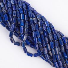 Lapis lazuli słupek ciosany 7x11mm