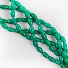 Howlit zielony oliwka 12mm