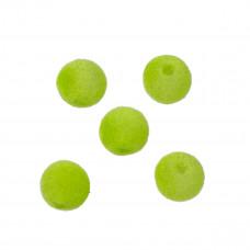 Kulki welurowe 12mm zielone