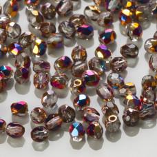 Fire Polish Vitex - Crystal (VX00030) 3mm