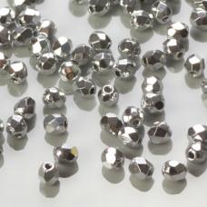 Fire Polish Silver (27000CR) 3mm