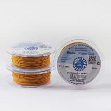 Griffin nylonowy sznurek do makramy amber 1mm