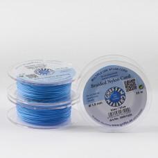 Griffin nylonowy sznurek do makramy blue 1mm