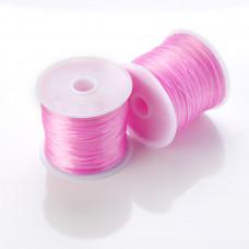 Gumka silikonowa różowa 0,8mm