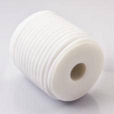 Tuba kauczukowa 5mm biała