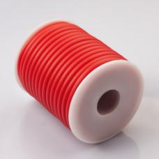 Tuba kauczukowa 5mm czerwona