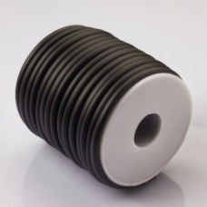 Tuba kauczukowa 5mm czarna