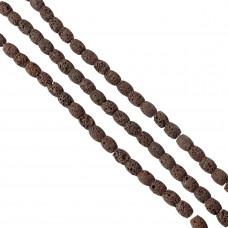Lawa brązowa oliwka 12mm