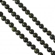 Serpentynit kulki zielone 10mm