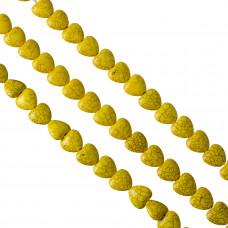Howlit serce żółte 16mm