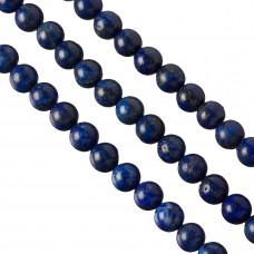 Lapis lazuli kulka 14mm
