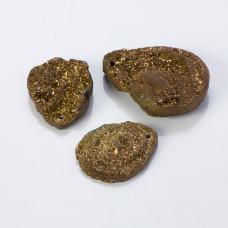 Zawieszka kwarc tytanowy 25-35mm