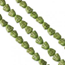 Howlit budda zielony 15mm