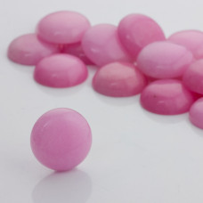Jadeit kaboszon krążek guma balonowa 20mm