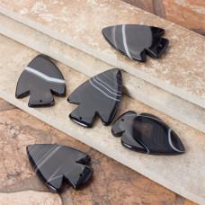 Sardonyks zawieszka rybka 55.5x41mm