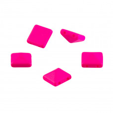 Ćwieki piramidki neon pink 10mm