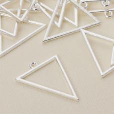 Baza kolczyka trójkąt 35x28