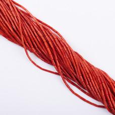 Koral czerwony słupek 7x2mm
