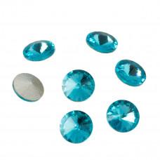 Kryształek rivoli indicolite 10mm