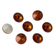 Kryształek rivoli red magma 10mm