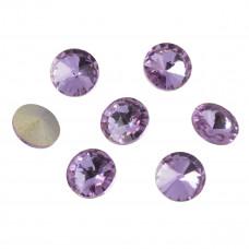 Kryształek rivoli violet 10mm