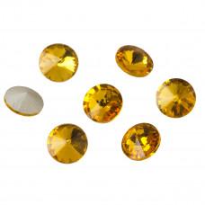 Kryształek rivoli sunflower 10mm