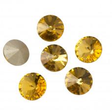 Kryształek rivoli sunflower 12mm