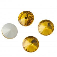 Kryształek rivoli sunflower 14mm