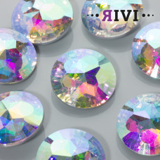 Kaboszon kryształowy crystal 16mm