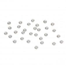 Kryształki oponki fasetowane crystal 3x4mm