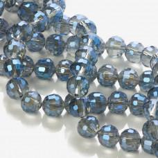 Kryształki kulki ocean blue 10mm