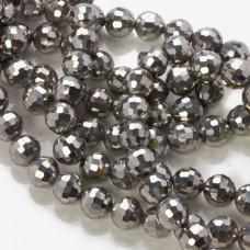 Kryształki kulki 96 cutts nickiel 10mm