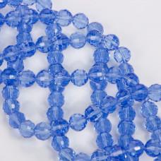 Kryształki kulki 96 cutts blue sea 10mm