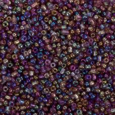 SeedBeads Round 12/0 Trans-Rainbow Amethyst