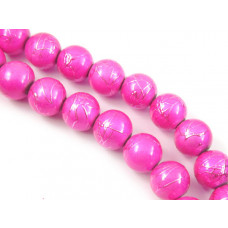 Kulki spectra różowe 12mm