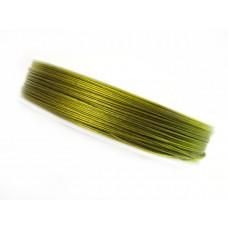 Linka stalowa oliwkowa 0,45mm