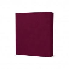 Modelina termoutwardzalna 50gram 5x5x1cm dark red