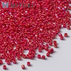 Koraliki Miyuki Delica 11/0 Opaque Red AB