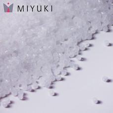 Koraliki Miyuki Delica 11/0 White Opal