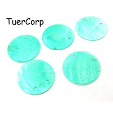 Masa perłowa koło emerald 25mm