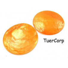 Masa perłowa koło pomarańczowe 50mm