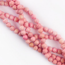 Kulki z muszli różowej 8,5mm