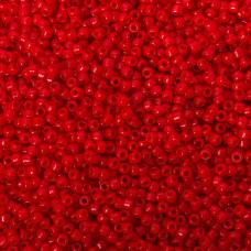 Koraliki Matsuno round Opaque Red 10/0
