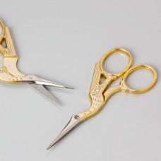 Nożyczki precyzyjne do haftu 'kormoran' 9cm