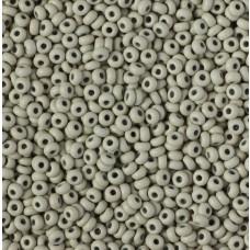 Koraliki NihBeads 12/0 Metallic Frosted Grey