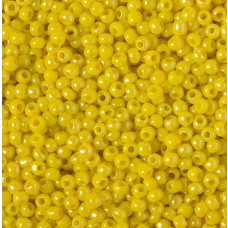 Koraliki NihBeads 12/0 Opaque – Lustered Dandelion