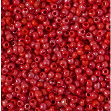 Koraliki NihBeads 12/0 Opaque – Lustered Cherry