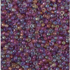Koraliki NihBeads 12/0 Trans-Rainbow Med Amethyst
