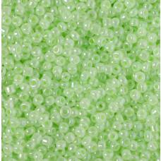 Koraliki NihBeads 12/0 Ceylon Lustered Lt Mint