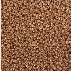 Koraliki NihBeads 12/0 Metallic Rose Gold